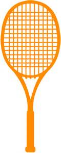Promo Raket Tenis Silhouetee tennis racket silhouette free vector silhouettes