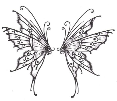 butterfly wings tattoo designs 17 best ideas about butterfly designs on