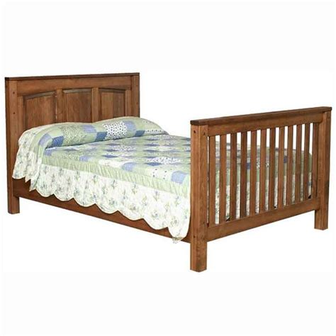 Raising Crib Mattress Jackson Crib With Raised Panel Back Home Wood Furniture