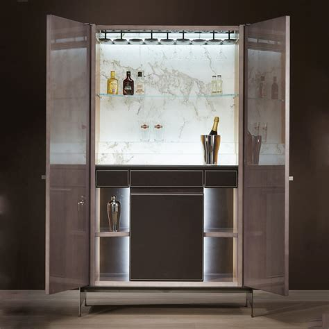 Home Bar Cabinet Uk Him Bar Cabinet Contemporary Home Bar By Passerini