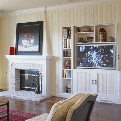 Fireplace and TV Wall   San Francisco, Marin, Walnut Creek
