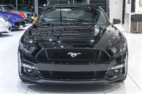 Used 2017 Ford Mustang Gt Premium Coupe 6 Speed Manual