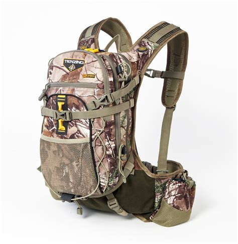 day packs tenzing pros collaborate on the whitetail specific