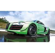 Picture 2016 Audi R8 Green HD Wallpapers 1080p Cars  Images