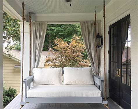 used porch swing 17 best ideas about porch swing beds on pinterest porch