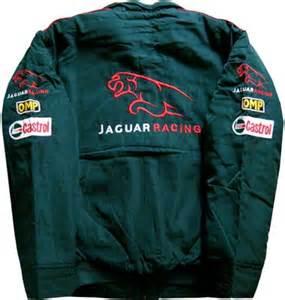 jaguar f1 green white team jacket m car motorcycle