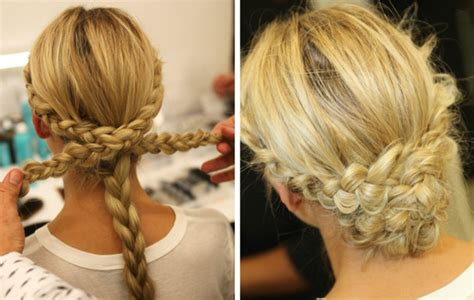 easy at home updo hairstyles easy at home updo hairstyles how to make long hair short