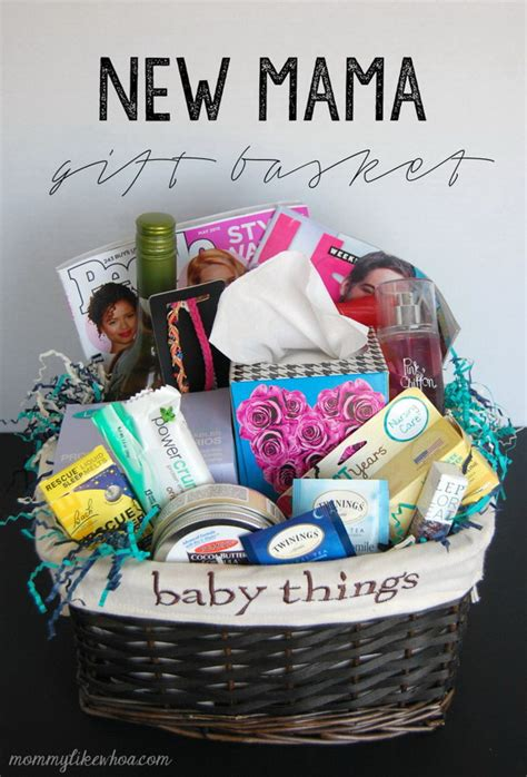 gifts for new moms 35 creative diy gift basket ideas for this holiday hative