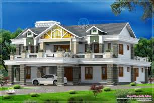5935 sq feet super luxury home design kerala home design