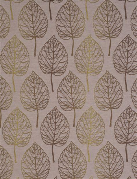 leaf pattern curtains rare eyelet lined curtains mink beige natural green leaf