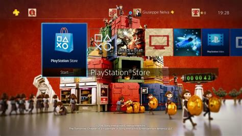 ps4 themes and avatars playstation plus members get free the tomorrow children