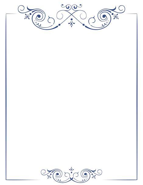 printable christmas orange story printable scroll border free gif jpg pdf and png