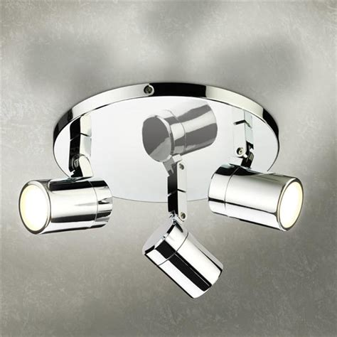 hib bathroom lights trilogy spot light lighting hib