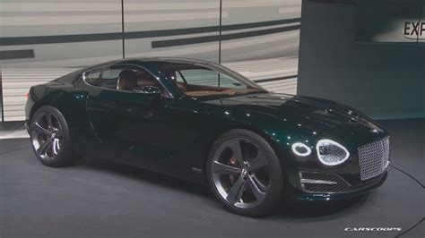 bentley sports coupe new bentley exp 10 speed 6 sports coupe concept