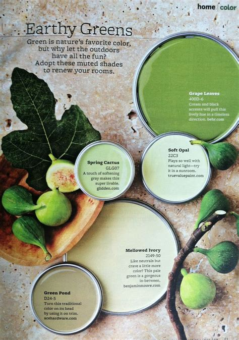 bhg earthy greens so hard 2 choose cottage by the