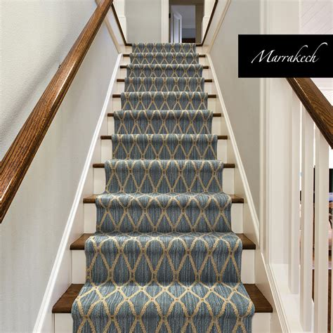 Stair Carpet Geometric Stair Runner Your Stairs