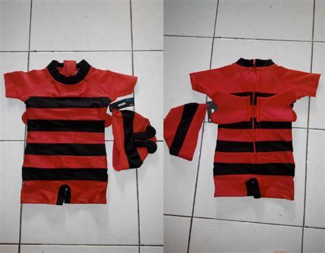 Baju Renang Bee Topi jual baju renang bayi marshal shop