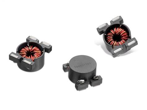 wurth midcom inductors coupled inductors series overview wurth electronics midcom