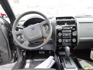 2012 Ford Escape Xlt Reviews 2012 Ford Escape Xlt Sport Awd Charcoal Black Dashboard