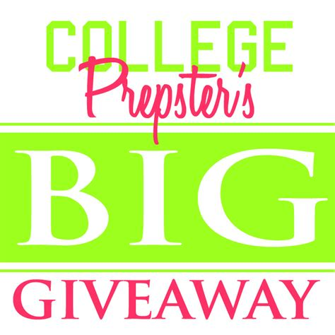 The Big Giveaway - the college prepster s big giveaway carly the prepster