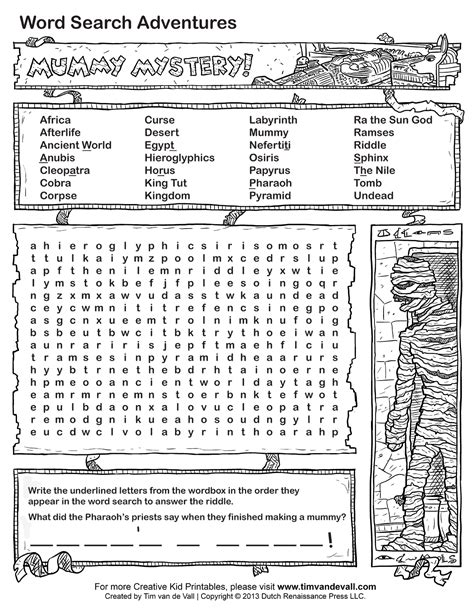 Free Search Of Free Printable Word Searches For