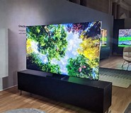 Image result for Largest TVs 2020. Size: 185 x 160. Source: www.twice.com