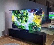 Image result for Largest TVs 2020. Size: 190 x 160. Source: www.twice.com