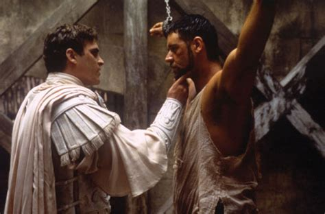 gladiator film emperor maximus commodus a tale of contrasting leadership