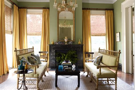 greek revival interiors julia reeds  orleans house