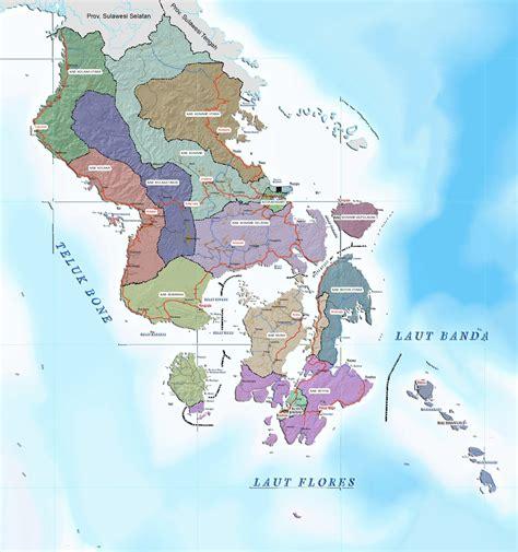 Situs Aborsi Sulawesi Peta Wilayah Provinsi Sulawesi Tenggara Bpk Ri