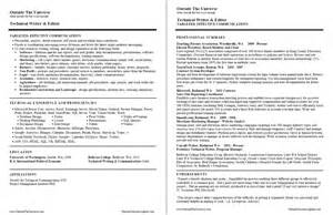 Technical Writing Resume Sle by Technical Writer Related Keywords Technical Writer