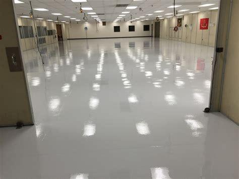 commercial epoxy flooring 10 california custom coatings