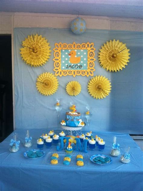 duck theme for baby shower best 25 ducky baby showers ideas on rubber