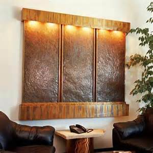 indoor waterfall home decor know about indoor fountain and its types