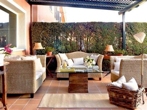 arredi per verande idee e consigli d arredo per spazi esterni giardini