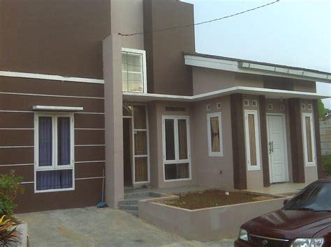 membuat cat warna coklat rumah dijual jual rumah di koeng mas real estate