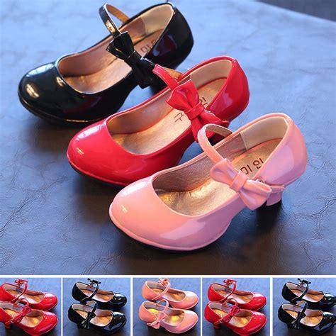 new fall autumn princess toddler dress shoe high heeled shoe size 9 3 ebay
