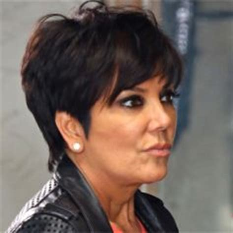 back of chris jenner s hair 25 best ideas about kris jenner hairstyles on pinterest