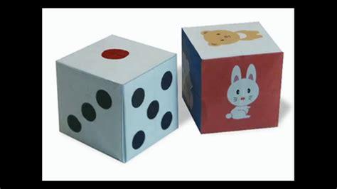 Origami Dice - origami origami dice tutorial origami dice cp origami