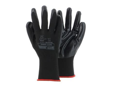 Safety Jogger Superpro 038 Gloves safety jogger superpro polyester nitrile glove en 388