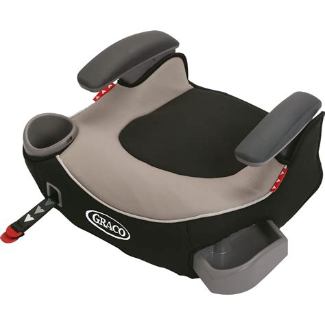 graco infant car seat latch graco affix backless booster seat with latch system car