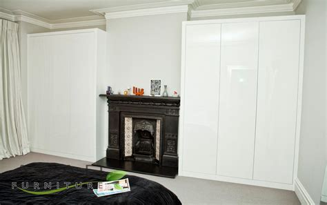 High Gloss Wardrobe Doors Made To Measure by