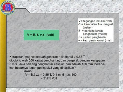 Cd Listrik Dan Magnet generator dc split ring materi 9 fisika listrik dan magnet