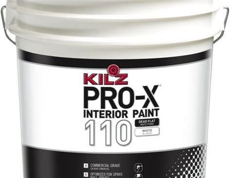 interior paint reviews kilz pro x 100 series interior paint for pros