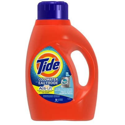 buy tide cold water high efficiency liquid laundry