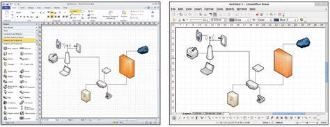 libreoffice draw gallery themes network filtros de importa 231 227 o visio e powerpoint no libreoffice