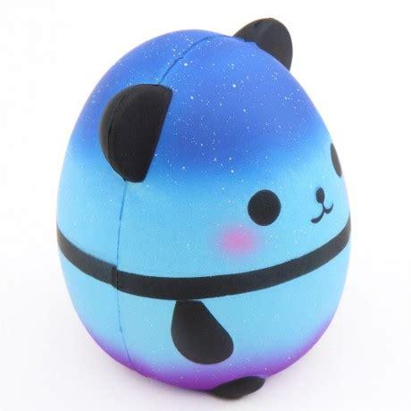 Squishy Galaksi Jumbo jumbo squishy galaxiefarbener panda mit aroma
