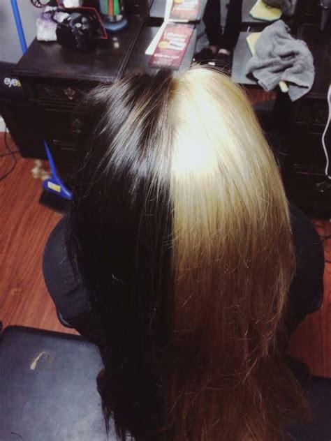 ambrey hair 220 best images about split dye hair on pinterest scene