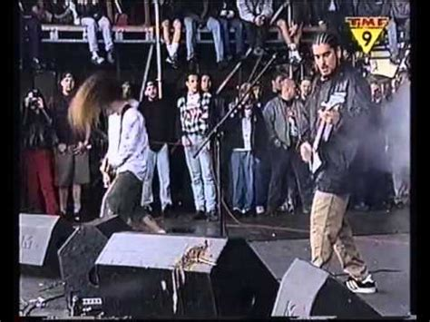 biohazard live dynamo open air machine davidian live at dynamo open air 1995