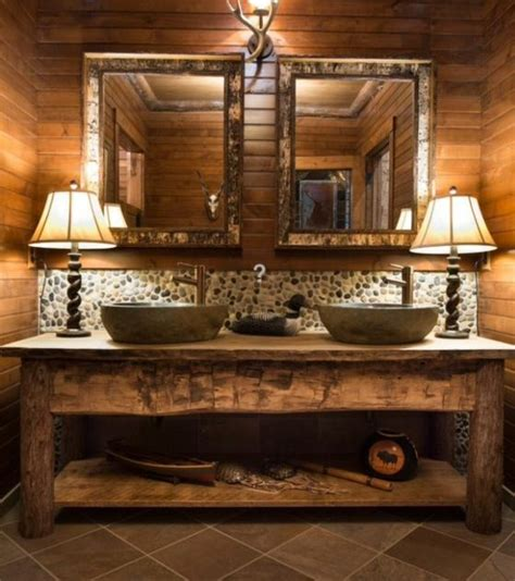 rustikale bäder rustikale badm 246 bel ideen das badezimmer im landhausstil
